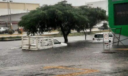 ¿Por qué 'sólo' la zona Dorada se inundó ayer? Es la zona cero del cambio climático en Mérida