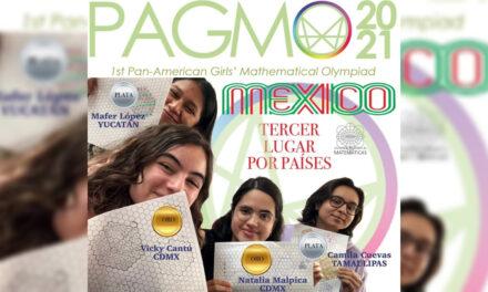 Yucateca entre ganadoras de Olimpiada Panamericana de Matemáticas