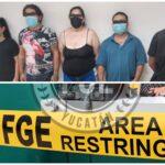 Prisión preventiva a involucrados en asesinato de velador en Cholul