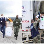 Llegaron a Yucatán primeras vacunas para adolescentes enfermos
