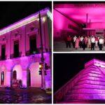 Unen mensajes de prevención contra cáncer de mama en Yucatán