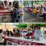 Pensión universal para abuelas (os): última etapa, norte Mérida
