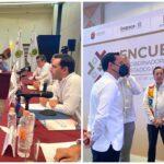 Pactan Agenda por el Desarrollo Sur-Sureste con Embajada de EU