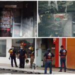 Se quema restaurante de franquicia al oriente de Mérida