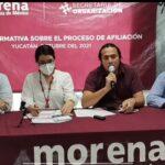 "Abren ""padrón histórico"" para incorporar a ""neomorenistas"""